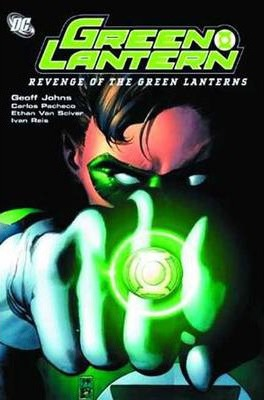 Green Lantern Revenge Of The Green Lanterns TP