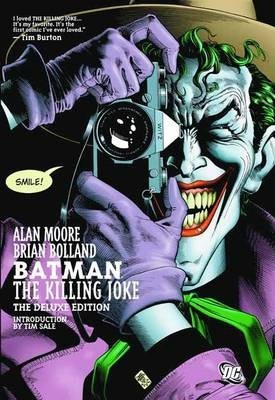 Batman The Killing Joke, Deluxe Edition Cover Image