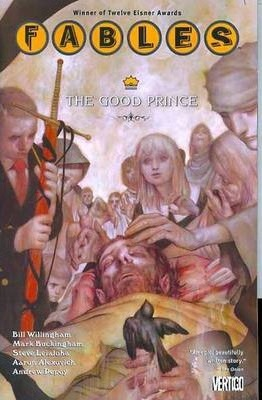 Fables: The Good Prince Volume 10