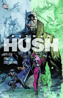 Batman Hush Cover Image