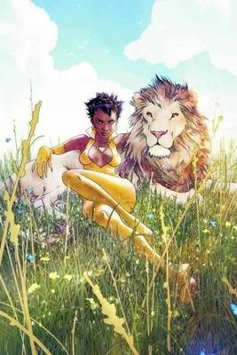 Vixen Return Of The Lion TP