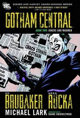 Gotham Central Book 2 Cover Image