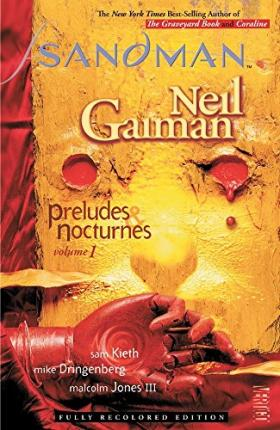 The Sandman Vol. 1 Preludes & Nocturnes (New Edition) Cover Image