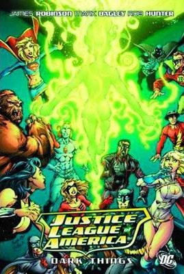 Justice League of America Dark Things