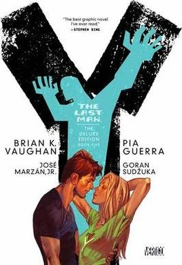 Y The Last Man Deluxe Edition HC Vol 05