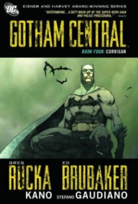 Gotham Central: Corrigan Book 4