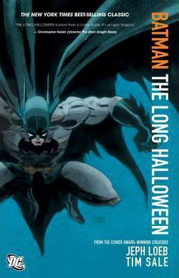 Batman: Batman The Long Halloween TP The Long Halloween