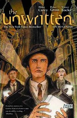 The Unwritten Vol. 5: On to Genesis Cover Image