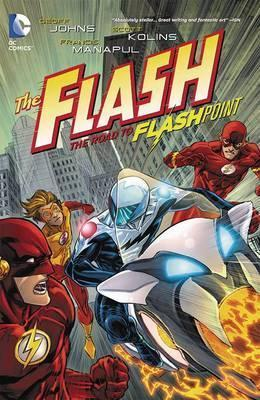 Flash: The Road to Flashpoint Vol 02