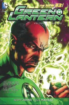 Green Lantern Vol. 1 Cover Image