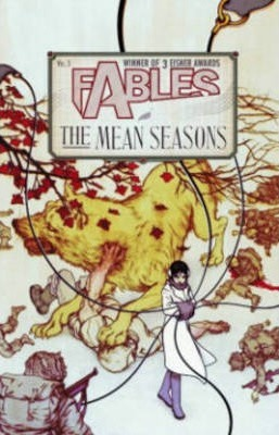Fables The Deluxe Edition Book Five Cover Image