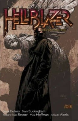 Hellblazer TP Vol 03 The Fear Machine New Ed Cover Image