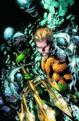 Aquaman: The Trench Vol 01