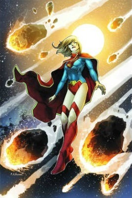 Supergirl Vol. 1 Cover Image