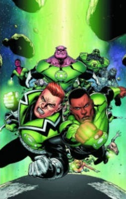 Green Lantern Corps HC Vol 01 Fearsome