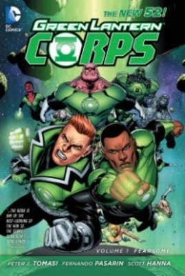 Green Lantern Corps Volume 1: Fearsome TP (The New 52)