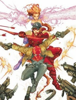 Red Hood and the Outlaws: REDemption Volume 1