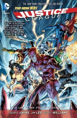 Justice League Volume 2: The Villain's Journey TP (The New 52)