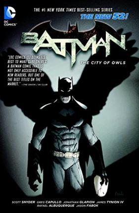 Batman Volume 2: The City of Owls HC (The New 52)