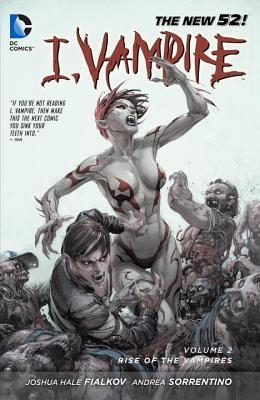 I, Vampire Volume 2: Rise of the Vampires TP (The New 52)
