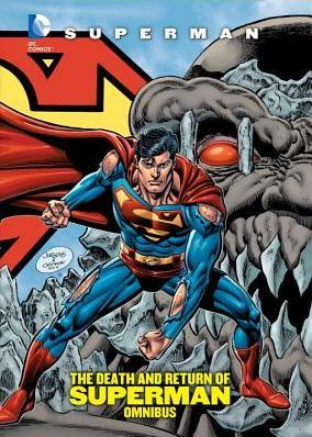 Superman The Death and Return of Superman Omnibus HC