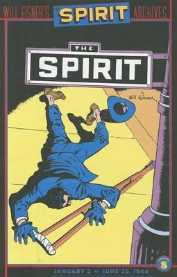 The Spirit Archives  January 2 to June 25, 1944
