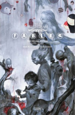 Fables The Deluxe Edition Book Seven Cover Image