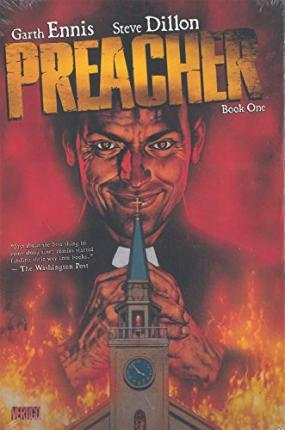 Preacher Book One Cover Image