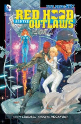 Red Hood and the Outlaws Vol. 2: The Starfire (The New 52) Cover Image