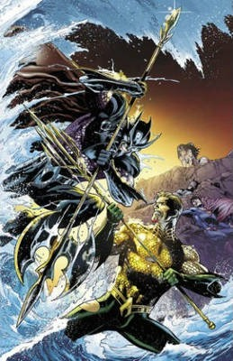 Aquaman: Throne of Atlantis (the New 52) Volume 3