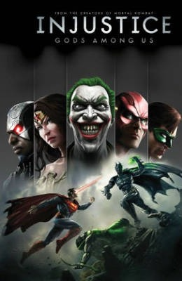 Injustice Gods Among Us Vol. 1 Cover Image