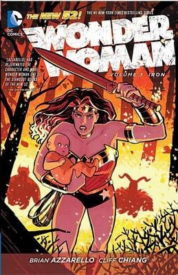 Wonder Woman Vol. 3 Iron (The New 52) Cover Image