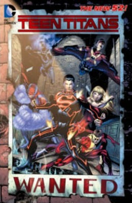 Teen Titans Vol. 4 Light And Dark (The New 52)