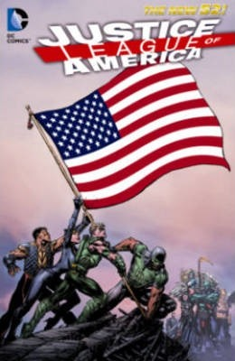 Justice League of America Volume 1: World's Most Dangerous TP (The New 52)