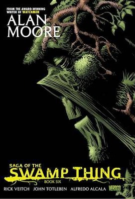 Saga of the Swamp TP Thing Book 6