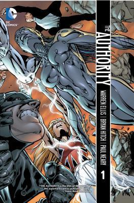 The Authority Volume 1 TP