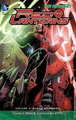 Red Lanterns Volume 4 TP (The New 52)