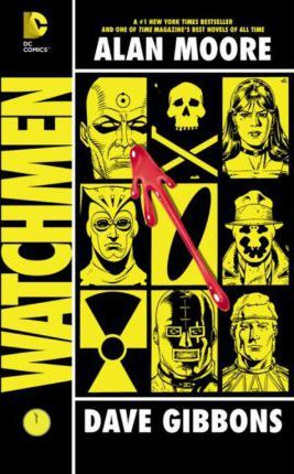 Watchmen International Edition Cover Image