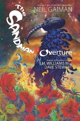 The Sandman Overture Deluxe Edition Cover Image
