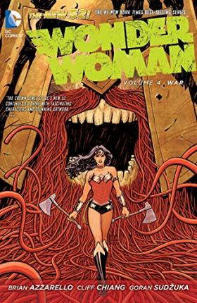 Wonder Woman Volume 4: War TP (The New 52)