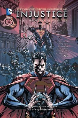 Injustice Gods Among Us Year 2 Vol. 1 Cover Image