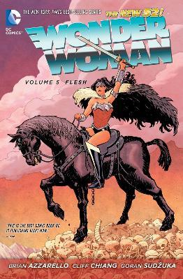 Wonder Woman Vol. 5 Flesh (The New 52) Cover Image