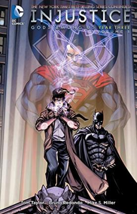 Injustice: Gods Among Us: Year Two Vol. Cover Image