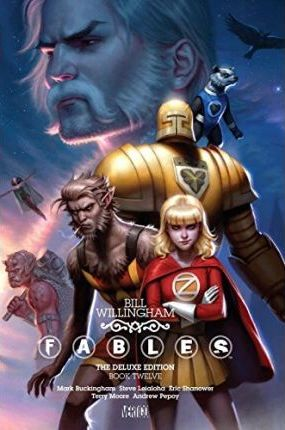 Fables The Deluxe Edition Book Twelve