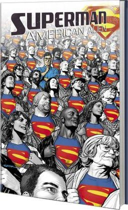 Superman American Alien Cover Image