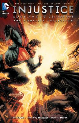 Injustice : Gods Among Us Year One: The Complete Collection