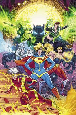 Justice League 3001 Vol. 2 Cover Image