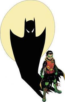 Robin Son Of Batman Vol. 2 Cover Image