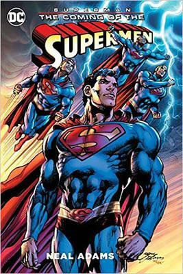 Superman The Coming Of The Supermen Cover Image