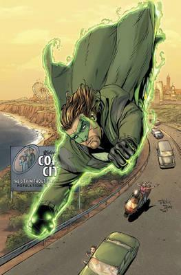 Green Lantern Vol. 8 Cover Image